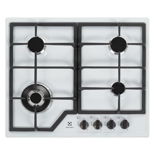 цена на Варочная панель ELECTROLUX GPE363MW, независимая, белый