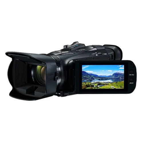 Видеокамера CANON Legria HF G26, черный, Flash [2404c003] freeshipping professional video camera digital camcorder dvr hdv f5 3 0 touch display 1080p hd dis optional wide angle lens
