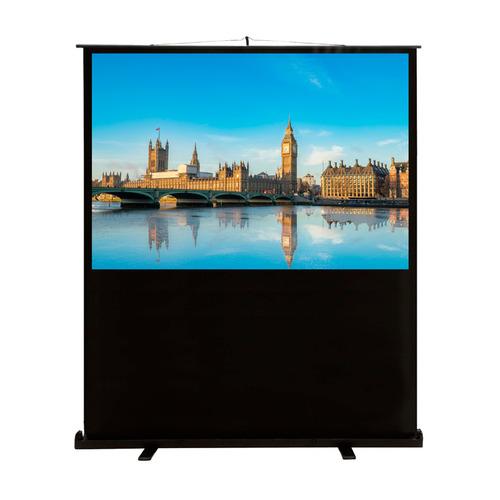 Экран CACTUS FloorCompactExpert CS-PSFLCE-120X68, 120х68 см, 16:9, напольный CS-PSFLCE-120X68 по цене 11 100