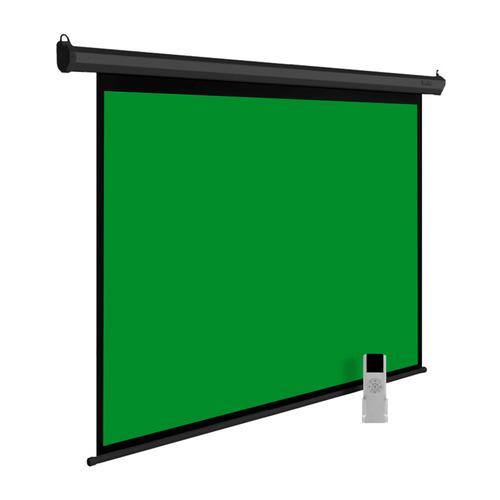Экран CACTUS GreenMotoExpert CS-PSGME-200X200, 200х200 см, 1:1, настенно-потолочный CS-PSGME-200X200 по цене 16 500