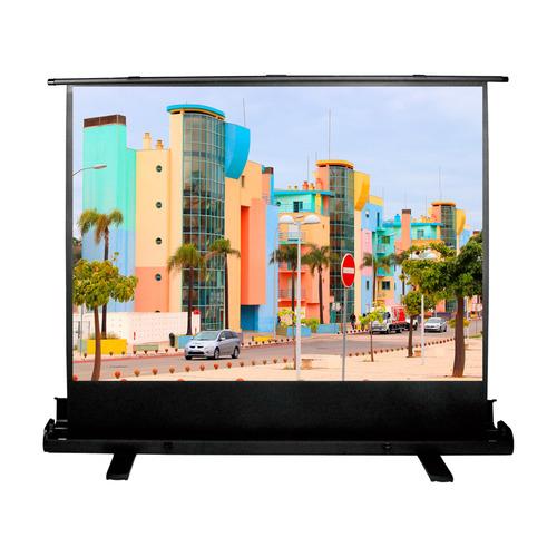 Фото - Экран CACTUS FloorExpert CS-PSFLE-160X120, 160х120 см, 4:3, напольный наматрасник промтекс ориент мемори 4 160x200x4 см