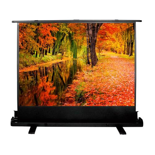 Фото - Экран CACTUS FloorExpert CS-PSFLE-200X150, 200х150 см, 4:3, напольный наматрасник промтекс ориент мемори 4 160x200x4 см