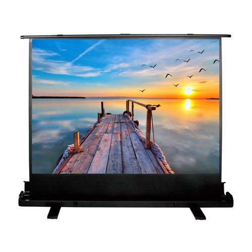Фото - Экран CACTUS FloorExpert CS-PSFLE-200X113, 200х113 см, 16:9, напольный тапочки мужские bris цвет серый btm70519 91 37p размер 43