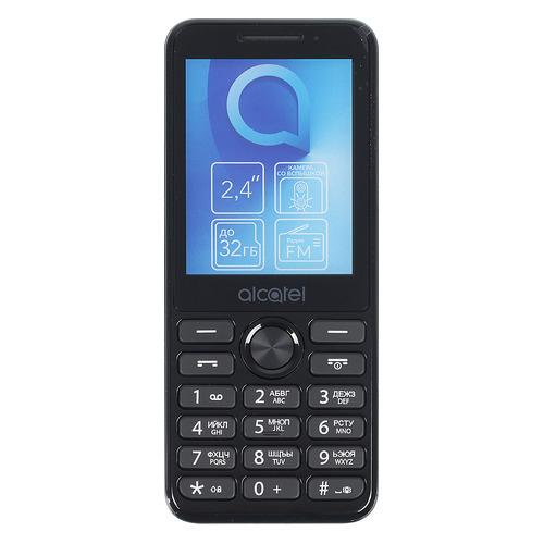 Мобильный телефон ALCATEL OneTouch 2003D, темно-серый