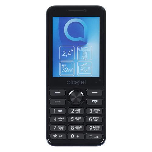 Мобильный телефон ALCATEL OneTouch 2003D, синий