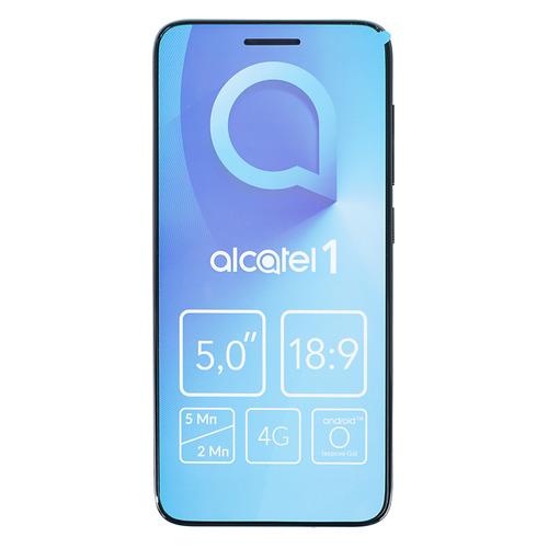 Смартфон ALCATEL 1 5033D, черный