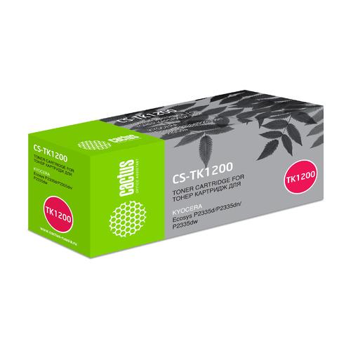 цены Картридж CACTUS CS-TK1200, черный
