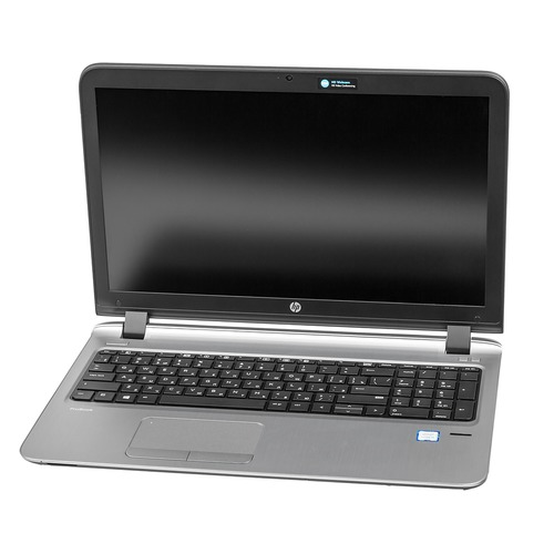 Ноутбук HP ProBook 450 G3, 15.6, Intel Core i5 6200U 2.3ГГц, 4Гб, 256Гб SSD, Intel HD Graphics 520, DVD-RW, Windows 7 Professional, 3KX95EA, черный ноутбук hp probook 450 g3 core i5 6200u 4gb 500gb dvd rw intel hd graphics 15 6 hd windows 7 professional dwnw10pro wifi bt cam