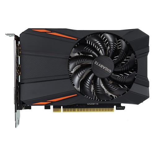 Видеокарта GIGABYTE nVidia GeForce GTX 1050 , GV-N1050D5-3GD, 3Гб, GDDR5, Ret видеокарта пк gigabyte geforce gtx 1060 3072mb 192bit gv n1060wf2oc 3gd mi gv n1060wf2oc 3gd mi