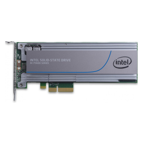 SSD накопитель INTEL DC P3600 SSDPEDME400G401 400Гб, PCI-E AIC (add-in-card), PCI-E x4 pci 1620b data acquisition card ipc 610 industrial hine 100