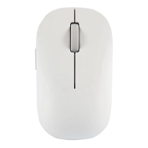 лучшая цена Мышь XIAOMI Mi Wireless, оптическая, беспроводная, USB, белый [hlk4013gl]