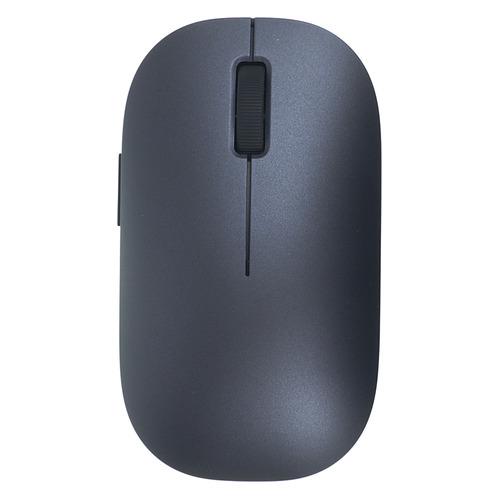 лучшая цена Мышь XIAOMI Mi Wireless Mouse, оптическая, беспроводная, USB, черный [hlk4012gl]