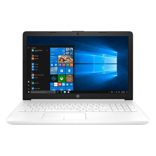 Ноутбук HP 15-da0109ur, 15.6, Intel Core i5 8250U 1.6ГГц, 4Гб, 16Гб Intel Optane, 1000Гб, Intel UHD Graphics 620, Windows 10, 4KF92EA, белый ультрабук hp elitebook 840 g5 3jx01ea intel core i5 8250u 1600 mhz 14 1920x1080 8gb 256gb ssd dvd нет intel uhd graphics 620 wi fi bluetooth windows 10 pro