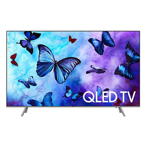 "LED телевизор TCL L43P6US ""R"", 43"", Ultra HD 4K (2160p), черный TCL"