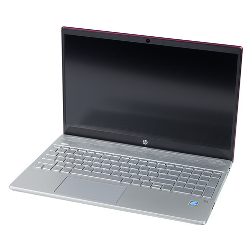 Ноутбук HP 15-cs0005ur, 15.6, IPS, Intel Pentium 4415U 2.3ГГц, 4Гб, 1000Гб, Intel HD Graphics 610, Windows 10, 4GP04EA, бордовый