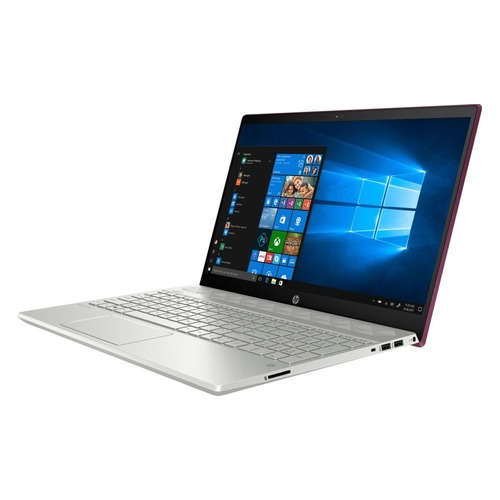 Ноутбук HP 15-cw0002ur, 15.6, IPS, AMD Ryzen 3 2300U 2.0ГГц, 8Гб, 1000Гб, AMD Radeon Vega 6, Windows 10, 4GQ29EA, бордовый amd 72 6