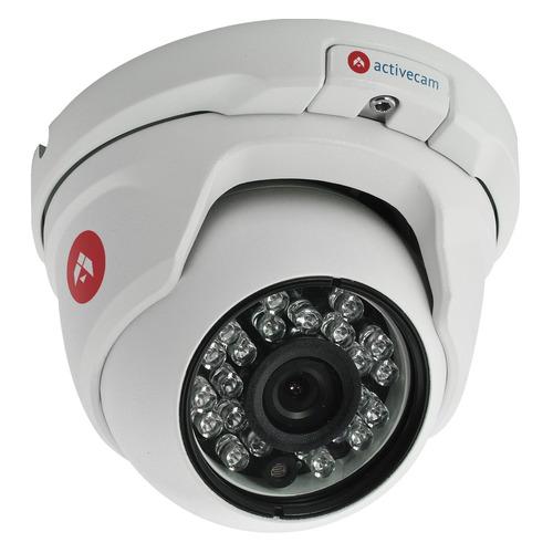 Фото - Видеокамера IP TRASSIR TR-D8121IR2, 1080p, 3.6 мм, белый видеокамера ip trassir tr d2121ir3 1080p 2 8 мм белый