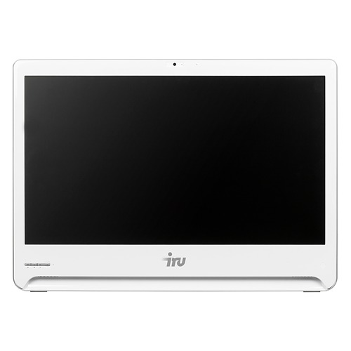 Моноблок IRU Office S2301, 23.6, Intel Core i5 5200U, 8Гб, 1000Гб, Intel HD Graphics 5500, DVD-RW, Windows 10 Professional, белый [1072304] monitoring the preferred pc dvr g5314 motherboard ddr3 supports core integrated graphics 5 pci 90