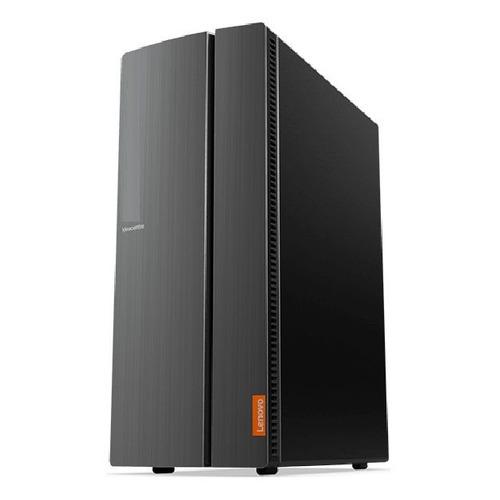 Компьютер LENOVO IdeaCentre 510-15ICB, Intel Core i5 8400, DDR4 8Гб, 1000Гб, 128Гб(SSD), NVIDIA GeForce GTX 1050Ti - 4096 Мб, Windows 10, черный [90hu006hrs] цена в Москве и Питере
