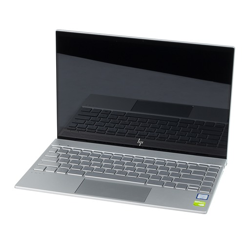 Ноутбук HP Envy 13-ah0009ur, 13.3, IPS, Intel Core i7 8550U 1.8ГГц, 16Гб, 256Гб SSD, nVidia GeForce Mx150 - 2048 Мб, Windows 10, 4HE10EA, серебристый ноутбук hp 14 ce0032ur 14 ips intel core i7 8550u 1 8ггц 16гб 1000гб 256гб ssd nvidia geforce mx150 4096 мб windows 10 4he86ea розовое золото