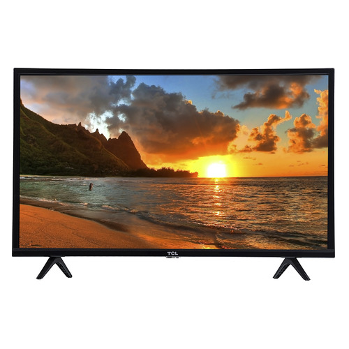 LED телевизор TCL LED32D3000 R, 32, HD READY (720p), черный