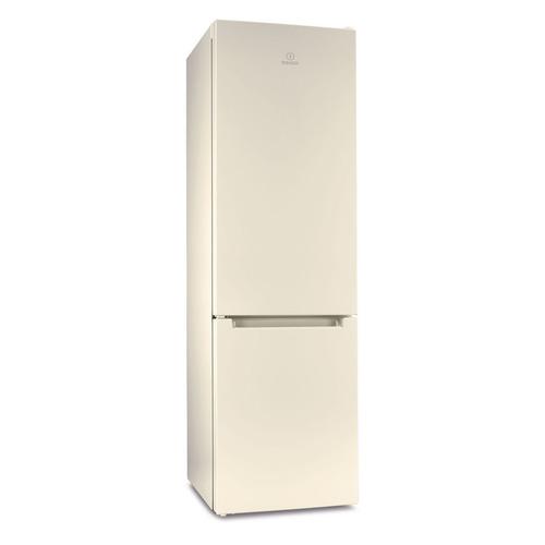 Холодильник INDESIT DF 4200 E, двухкамерный, бежевый [102232] холодильник с морозильной камерой indesit bia 201