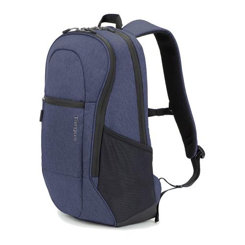 Рюкзак 15.6 TARGUS Commuter TSB89602EU, синий/синий рюкзак для ноутбука targus tsb251eu до 15 16 чёрный нейлон 48x33x10 см