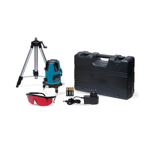 цена на Лазерный нивелир INSTRUMAX Constructor 4D Set [im0114]