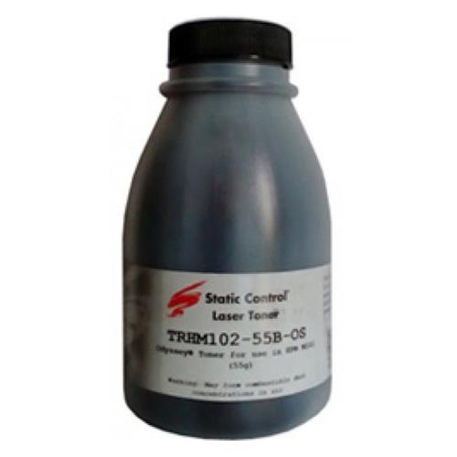 купить Тонер STATIC CONTROL TRHM102-55B-OS, для HP LJ M104/M132, черный, 55грамм, флакон дешево