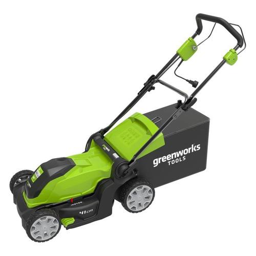 цена на Газонокосилка роторная GREENWORKS GLM1241 [2505207]