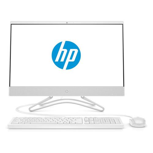 цена на Моноблок HP 24-f0015ur, 23.8, Intel Pentium Silver J5005, 4Гб, 1000Гб, Intel UHD Graphics 605, DVD-RW, Free DOS 2.0, белый [4gv52ea]