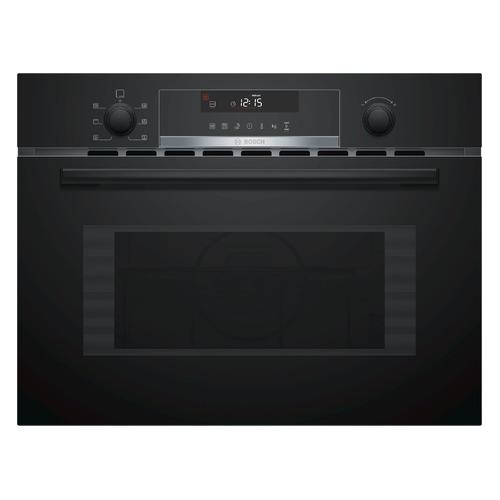 Микроволновая Печь Bosch CMA585MB0 44л. 900Вт черный (встраиваемая) цена и фото
