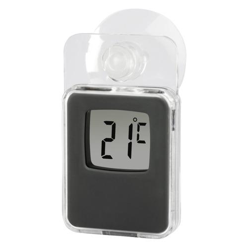 Термометр HAMA 00176935, серый термометр hama th33 a черный 00123151