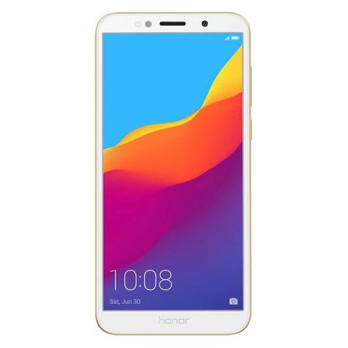 Смартфон HONOR 7A 16Gb, золотистый