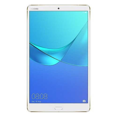 Планшет HUAWEI MediaPad M5 8.4, 4GB, 64GB, 3G, 4G, Android 8.0 золотистый [53010blr] teclast t10 10 1 inch android tablet pc 2560 x 1600 resolution mtk8176 4g 64g 13mp fingerprint recognition