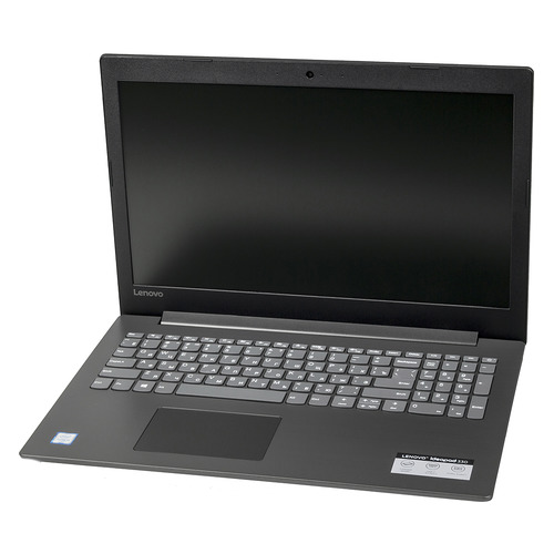 Ноутбук LENOVO IdeaPad 330-15IKB, .6, Intel Core i3 6006U 2.0ГГц, 4Гб, 1000Гб,  HD Graphics 520, Windows , 81DC00FARU, черный