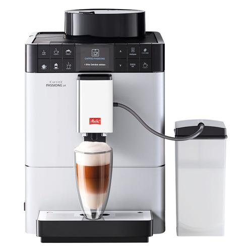 Кофемашина MELITTA Caffeo F 531-101 Passione Onetouch, серебристый недорого