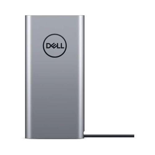 Внешний аккумулятор (Power Bank) DELL PW7018LC, 13000мAч, серебристый/черный [451-bcdv] цена и фото