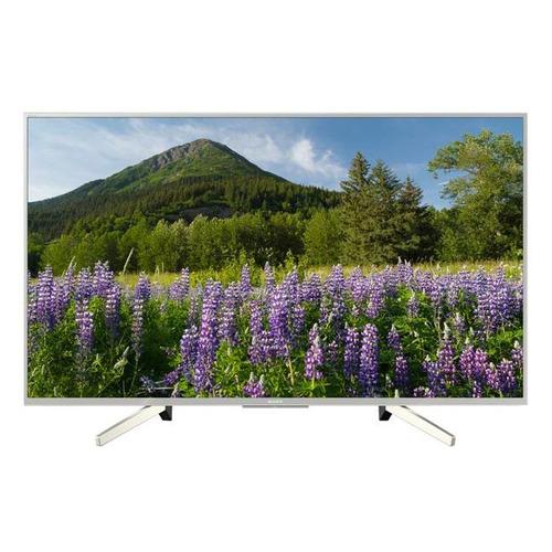 Фото - LED телевизор SONY KD55XF7077SR2 Ultra HD 4K т минишева морские обитатели наглядно дидактическое пособие для детей 3 7 лет набор карточек