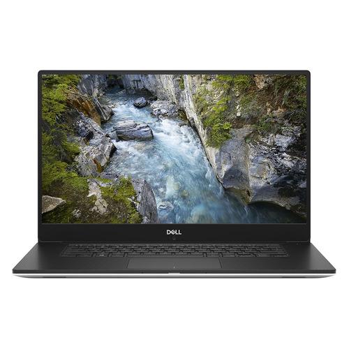 """Ноутбук DELL Precision 5530, 15.6"""", Intel Xeon E-2176M 2.7ГГц, 16Гб, 512Гб SSD, nVidia Quadro P2000 - 4096 Мб, Windows 10 Professional, 5530-6931, серебристый ноутбук dell precision 7710 17 3 3840x2160 intel xeon e3 1535m 1tb 512 ssd 32gb nvidia quadro m4000m 4096 мб черный windows 7 professional windows 10 professional 7710 5827"""