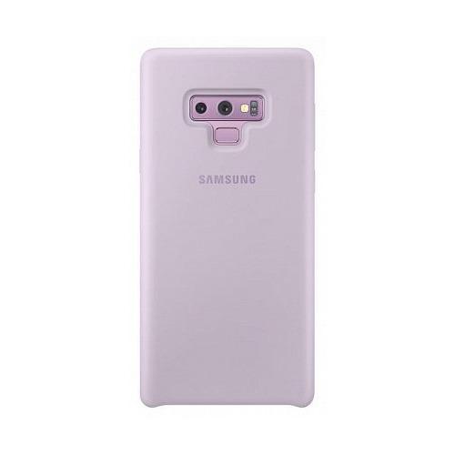 Чехол (клип-кейс) SAMSUNG Silicone Cover, для Samsung Galaxy Note 9, фиолетовый [ef-pn960tvegru] тема для телефона samsung