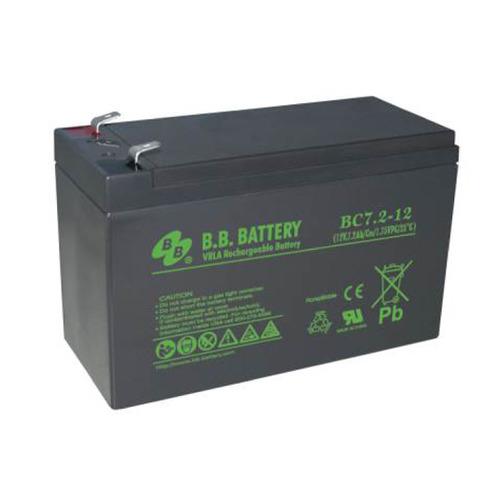 Аккумуляторная батарея для ИБП BB BC 7,2-12 12В, 7.2Ач bc