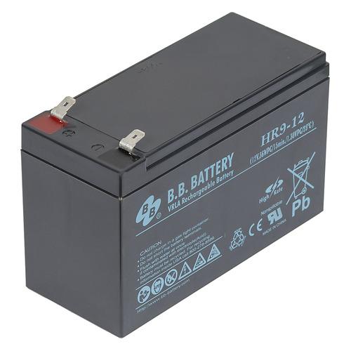 Аккумуляторная батарея для ИБП BB HR 9-12 12В, 9Ач
