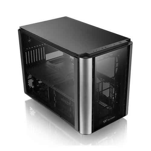 Корпус E-ATX THERMALTAKE Level 20 XT, Micro-Tower, без БП, черный  - купить со скидкой