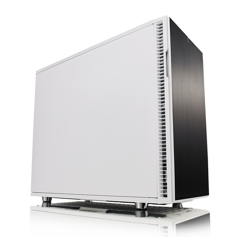 Корпус ATX FRACTAL DESIGN Define R6, Midi-Tower, без БП, белый