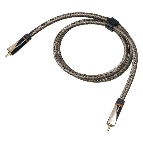 Фото - Кабель аудио-видео AVINITY RCA (m) - RCA (m) , 1м, GOLD золотистый [00107721] кабель