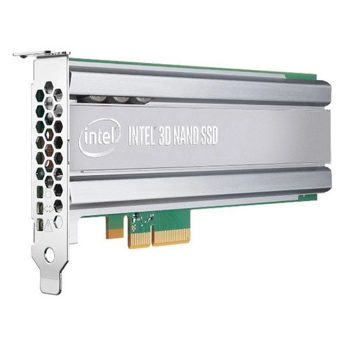 SSD накопитель INTEL DC P4600 SSDPEDKE020T701 2Тб, PCI-E AIC (add-in-card), PCI-E x4, NVMe pci 1620b data acquisition card ipc 610 industrial hine 100