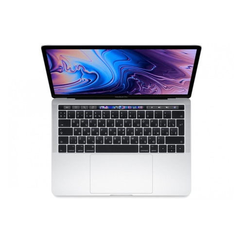 Ноутбук APPLE MacBook Pro MR9U2RU/A, 13.3, IPS, Intel Core i5 8259U 2.3ГГц, 8Гб, 256Гб SSD, Intel Iris graphics 655, Mac OS Sierra, MR9U2RU/A, серебристый компьютер apple mac mini mgen2ru a intel core i5 4278u lpddr3 8гб 1000гб intel iris graphics cr mac os x серебристый