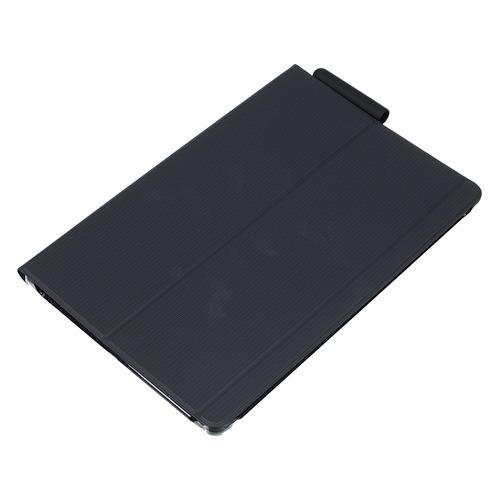 Чехол для планшета SAMSUNG Book Cover, для Samsung Galaxy Tab S4, черный [ef-bt830pbegru] чехол для смартфона samsung ef pi950bgegru для gt i9500 galaxy s4 зеленый ef pi950bgegru