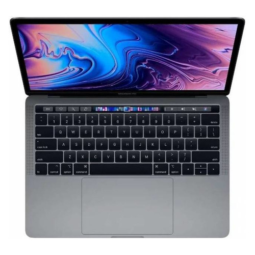Ноутбук APPLE MacBook Pro MR9Q2RU/A, 13.3, IPS, Intel Core i5 8259U 2.3ГГц, 8Гб, 256Гб SSD, Intel Iris graphics 655, Mac OS Sierra, MR9Q2RU/A, темно-серый компьютер apple mac mini mgen2ru a intel core i5 4278u lpddr3 8гб 1000гб intel iris graphics cr mac os x серебристый